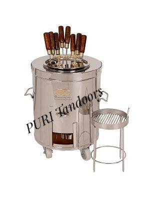 Medium Home Tandoori Clay Oven