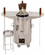SS3 Ultima - (XL Home Tandoori Clay Oven)