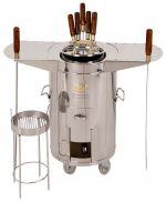 SS3 Ultima - (XL Home Tandoori Clay Oven)